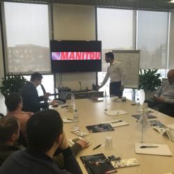 Обучение по продажам оборудования Manitou